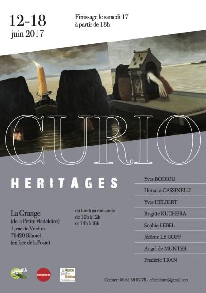 CURIO - Héritages